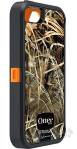 Чехол OtterBox Defender Apple iPhone 5, iPhone 5S, iPhone 5SE (77-22527) Realtree Camo