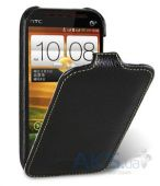Чехол Melkco Jacka Leather Case for HTC One SV C520e Black (O2ONSTLCJT1BKLC)