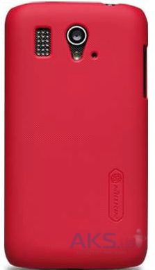 Чехол Nillkin Super Frosted Shield Huawei Ascend G302D Red