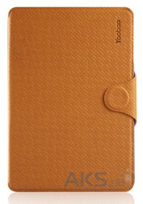 Чехол для планшета Yoobao iFashion leather case for iPad Mini Yellow