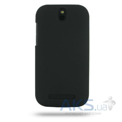 Чехол Plastic cover case for HTC One SV/One ST/T528T Black