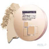 Вид 2 - Пудра Maybelline Affinitone №03 beige ivoire