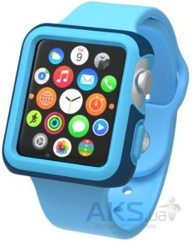 Speck CandyShell Fit Case for Apple Watch 38mm Blue (SPK-A4145)