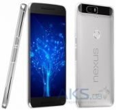 Чехол Original TPU Ultra Thin Huawei Nexus 6P Transparent Grey