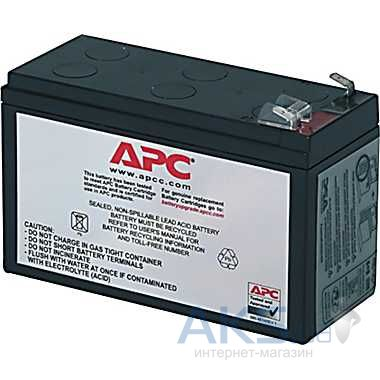 Аккумулятор для ИБП APC Replacement Battery Cartridge #17 (RBC17)