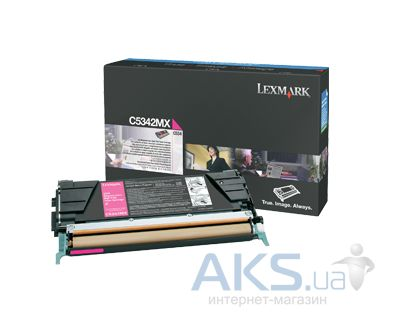 Картридж Lexmark C534 Bid Program 7k (C5342MX) Magenta