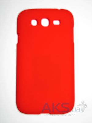 Чехол Plastic cover case for Samsung i9080 Galaxy Grand/i9082 Galaxy Duos Red