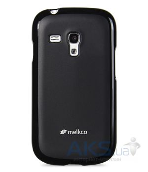 Чехол Melkco Poly Jacket TPU cover for Samsung i8190 Galaxy S III mini Black (SSGN81TULT2BKMT)