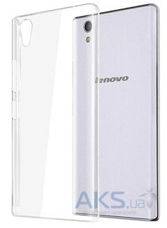 Чехол Original TPU Ultra Thin Lenovo P70 Transparent