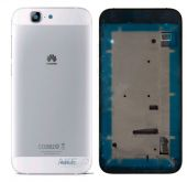 Корпус Huawei Ascend G7 Silver