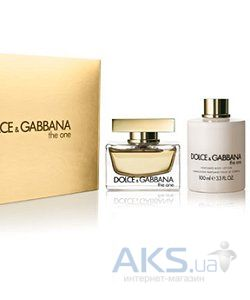 Dolce&Gabbana The One Набор 50 ml + 100 ml
