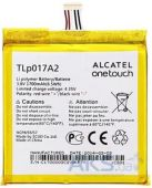 Аккумулятор Alcatel One Touch 6012X Idol Mini / TLp017A2 (1700 mAh) Original