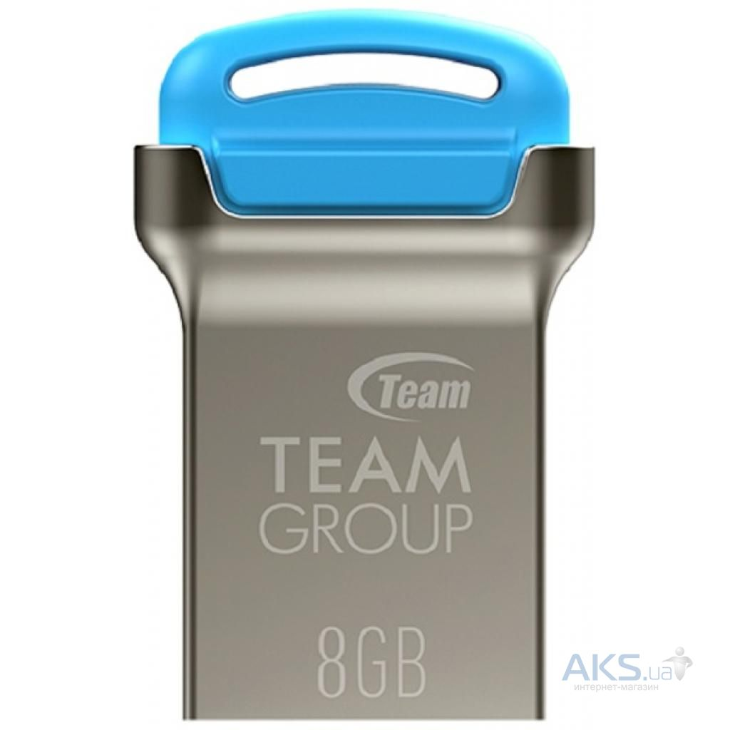 Флешка Team 8GB C161 Blue USB 2.0 (TC1618GL01)