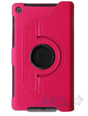 Чехол для планшета TTX leatherette case Asus Google Nexus 7 New Light-pink