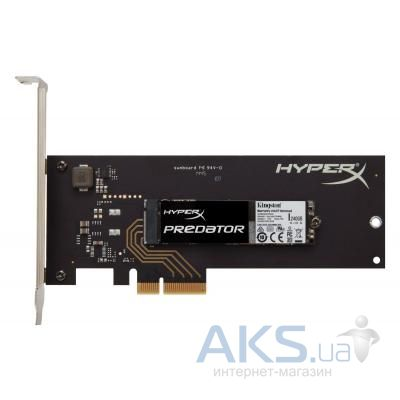 Накопитель SSD Kingston HyperX Predator SSD PCI-Express 240GB (SHPM2280P2/240G)