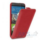 Чехол TETDED Leather Flip Series HTC One M9 Dual Red