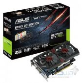Вид 4 - Видеокарта Asus GeForce GTX750 Ti 2048Mb STRIX (STRIX-GTX750TI-2GD5)