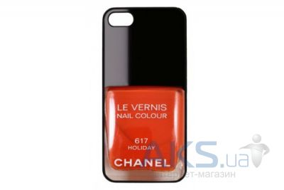 Чехол Chanel Le Vernis Apple iPhone 5, iPhone 5S, iPhone SE Holiday