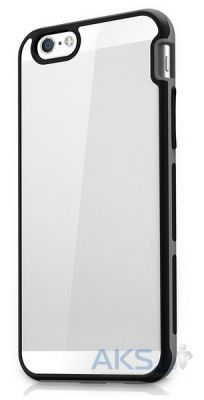Чехол ITSkins Venum Reloaded for iPhone 6/6S Black/Dark Silver (APH6-VNRLD-DSBK)