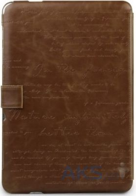Чехол для планшета Zenus Leather Case 'Masstige' Lettering Diary Series for Samsung Galaxy Tab 10.1 (P5100) Brown