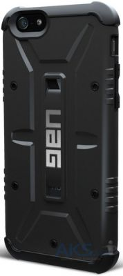 Чехол UAG Urban Armor Gear Apple iPhone 6/6S Plus Scout Black (IPH6/6SPLS-BLK-VP)