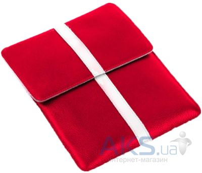Чехол Luardi MacBook Air 11 Red