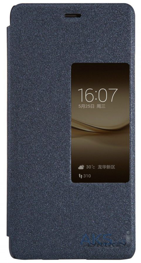 Чехол Nillkin Sparkle Leather Series Huawei Ascend P9 Black