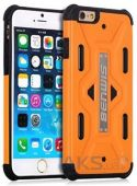 Чехол Benwis Cool Armor Hybrid Apple iPhone 6/6S Orange