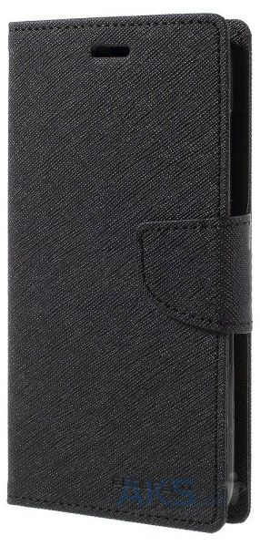 Чехол Mercury Fancy Diary Xiaomi Redmi 3 Black
