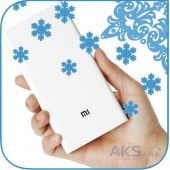 Xiaomi Внешний аккумулятор PowerBank 20000mAh Fast Charge (201132) White