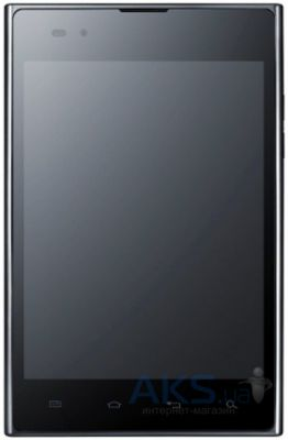 Сенсор (тачскрин) для LG Optimus Vu P895 Black