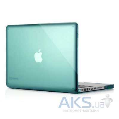 "Чехол Speck MacBook Pro 13"" SeeThru Satin Peacock Blue Matte (SPK-A1176)"