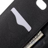 Вид 3 - Чехол Mercury Fancy Diary Series Asus Zenfone Selfie ZD551KL Black