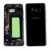 Корпус для телефону Samsung G955F Galaxy S8+ Original Black