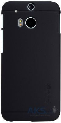 Чехол Nillkin Super Frosted Shield HTC One M8 Black