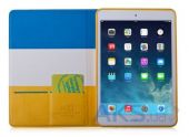 Вид 5 - Чехол для планшета Momax Modern Note case for iPad Mini Retina Yellow [FNAPIPADM2Y]