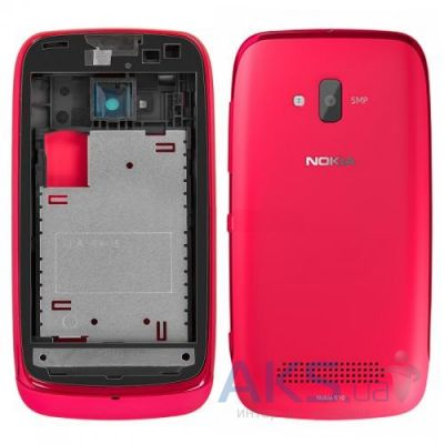 Корпус Nokia 610 Lumia Red