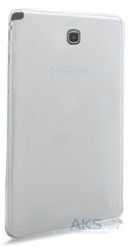 Чехол для планшета BeCover Silicon case Samsung Tab A 8.0 T350, A 8.0 T355 Transparent (700751)