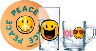 Luminarc Smiley World First H5319
