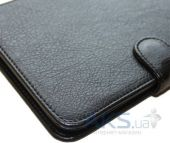 Вид 4 - Обложка (чехол) Saxon Case для PocketBook Touch 622 Classic Black