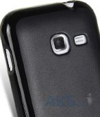 Вид 4 - Чехол Melkco Poly Jacket TPU cover for Samsung S6802 Galaxy Ace DuoS Black (SS6802TULT2BKMT)