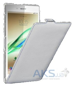 Чехол Melkco Jacka leather case for Sony Xperia Z Ultra C6802 White [SEXPZULCJT1WELC]