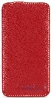 Чехол TETDED Leather Flip Series Nokia X, X+ Red
