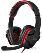 Гарнитура для ПК Sven AP-G855MV Black-Red