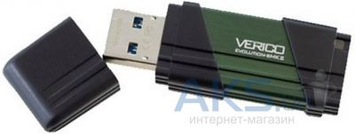 Флешка Verico 16Gb MKII Olive Green USB 3.0