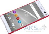 Вид 4 - Чехол Nillkin Super Frosted Shield Sony Xperia C5 E5533 Red