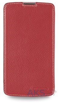 Чехол TETDED Leather Book Series LG G3 D855, G3 D850, G3 D856 Dual Red