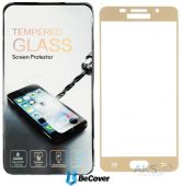 Защитное стекло BeCover 3D Full Cover Samsung A510 Galaxy A5 2016 Gold (700851)