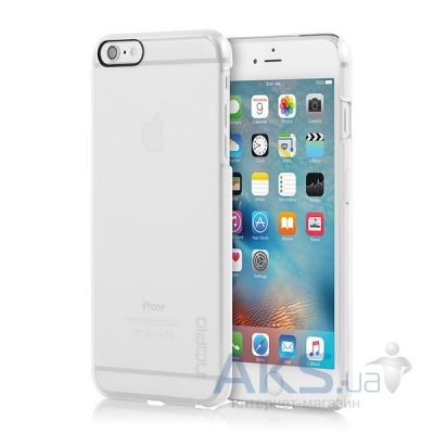 Чехол Incipio feather Apple iPhone 6 Plus, iPhone 6s Plus Clear (IPH-1361-CLR-INTL)