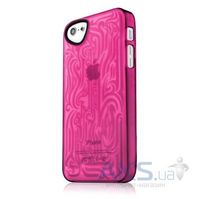 Чехол ITSkins Ink Cover Case for iPhone 5C Pink (APNP-NEINK-PINK)